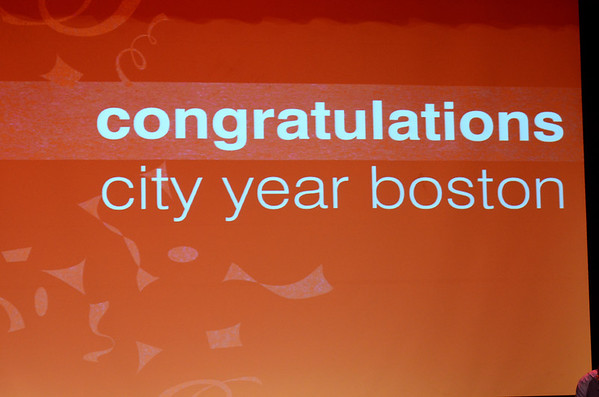 Graduation 2012 - City Year Boston