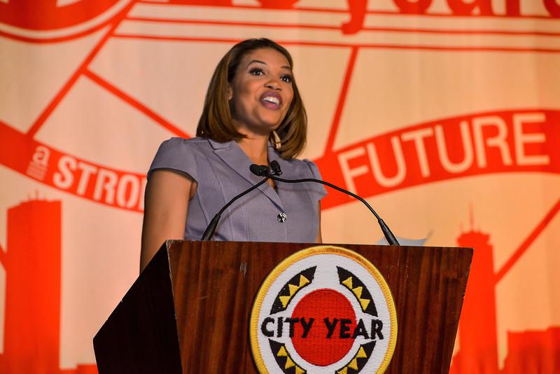 2013 City Year Boston Women's Leadership Breakfast