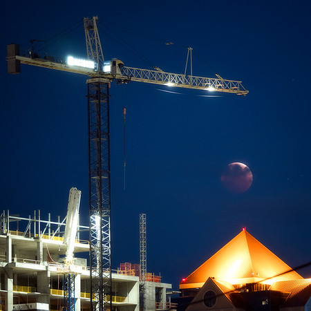 Blood Moon Downtown SLC Construction
