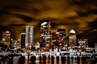 gold_cityscape_downtown_tampa_HDR2