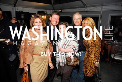 Sandi Hoffman, Clay Blackmore, Doreen Tisone, Bill Bunor, Donna Briggs, Clay & Company, October 20, 2011, Kyle Samperton