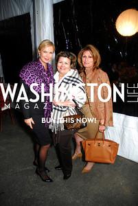 Lilia Blackmore, Doreen Tisone, Sandi Hoffman, Clay & Company, October 20, 2011, Kyle Samperton