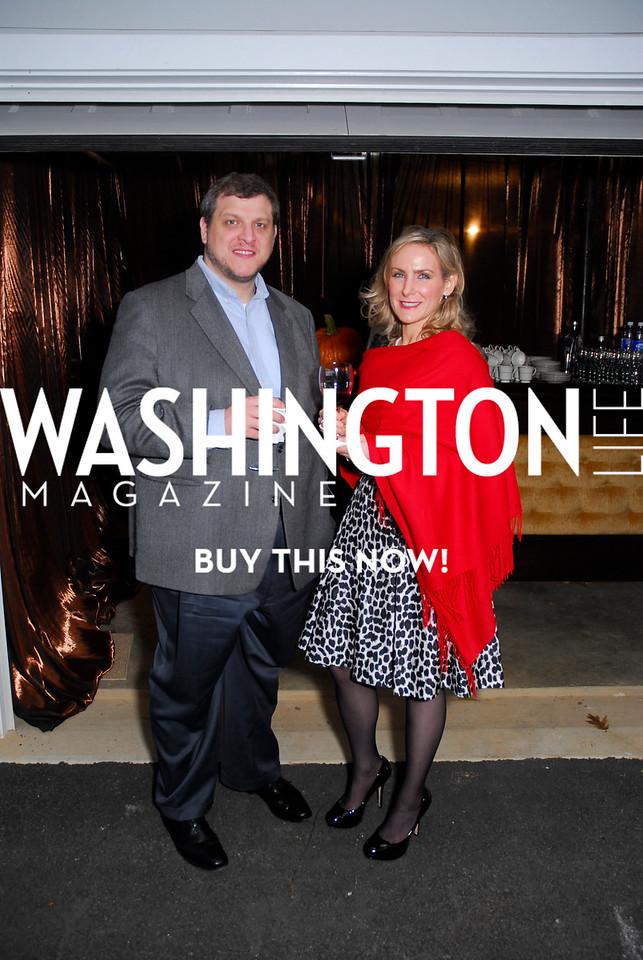 James Mendelsohn, Kendra Mendelsohn, Clay & Company, October 20, 2011, Kyle Samperton