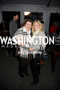 Doreen Tisone, Jennifer Lust, Clay & Company, October 20, 2011, Kyle Samperton