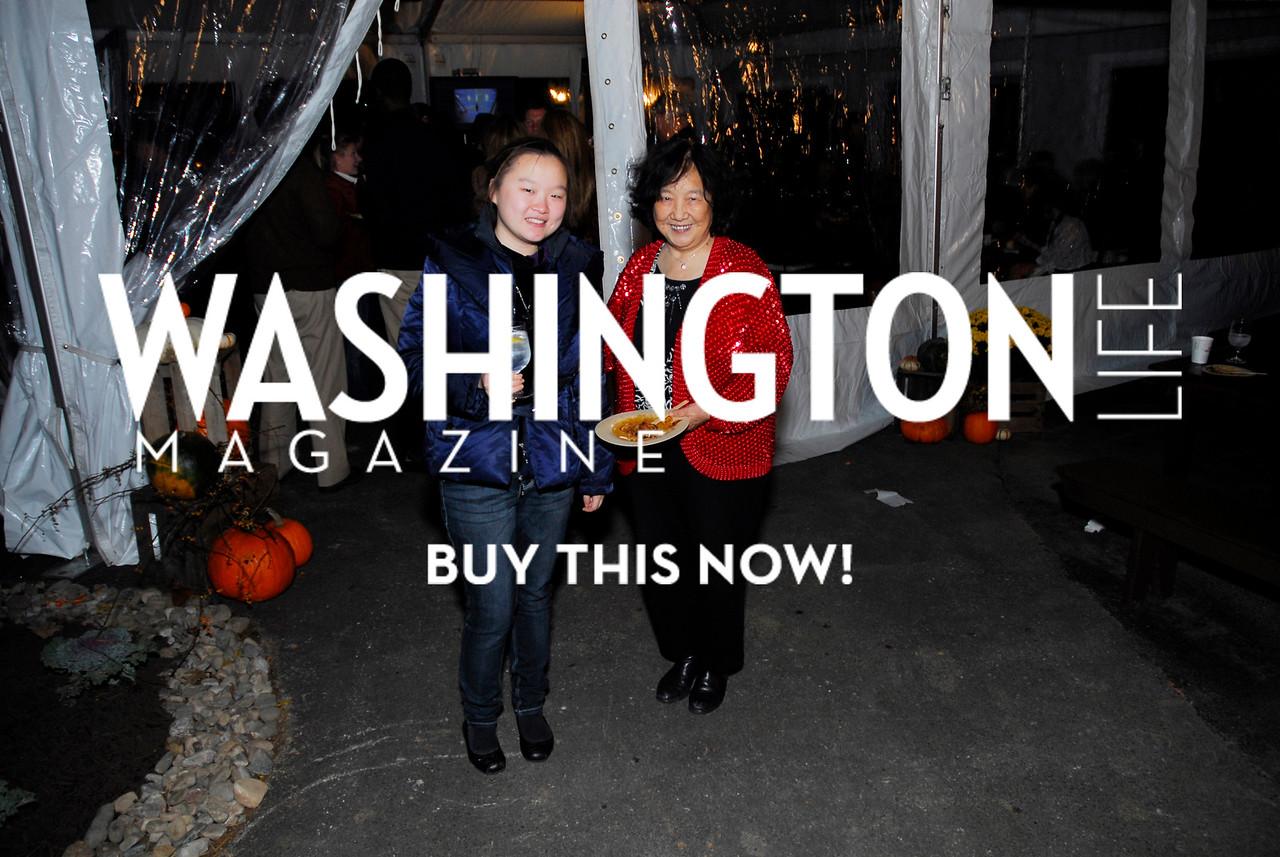 Pearl Zhung, Schgun Xiang, Clay & Company, October 20, 2011, Kyle Samperton
