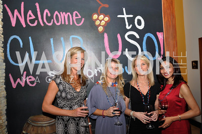 Club USO - Fundraiser at Brix, Sat. Dec. 3, 2011, photo by Ben Droz