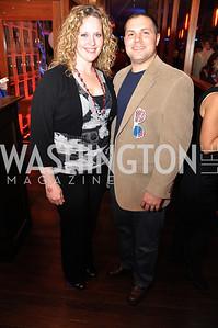 Club USO - Fundraiser at Brix, Sat. Dec. 3, 2011, photo by Ben Droz