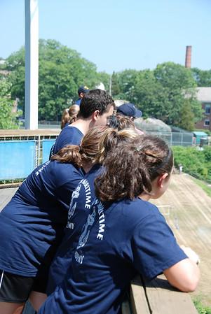 Coast Guard Academy Tour