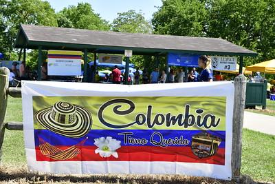 Colombian Independence Celebration 07.21.18