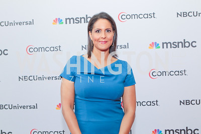 Karen Finney. Photo by Alfredo Flores. Comcast's 15th Anniversary Party for MSNBC. America's Square 300 New Jersey. July 7, 2011