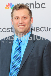 Sam Nitz. Photo by Alfredo Flores. Comcast's 15th Anniversary Party for MSNBC. America's Square 300 New Jersey. July 7, 2011