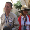 St Catherine's Courtyard, Rob Luettgen and Mira Small