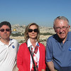 Overlooking Jerusalem, Eric and Mira Small, Fr. John Pearson