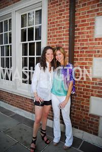 Meredith Cymerman, Ann Kane, Cravin' Dogs Benefit for LUNGevity Foundation, May 21, 2011, Kyle Samperton