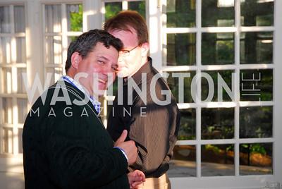 Larry Winkler, Cravin'Dogs Benefit for LUNGevity Foundation, May 21, 2011, Kyle Samperton