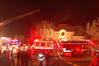 Cresskill 2-9-12 : Cresskill 3rd alarm at 87 Hoover Dr. on 2-9-12.