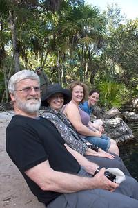 Graham, Jo, Vickie and Gillian...