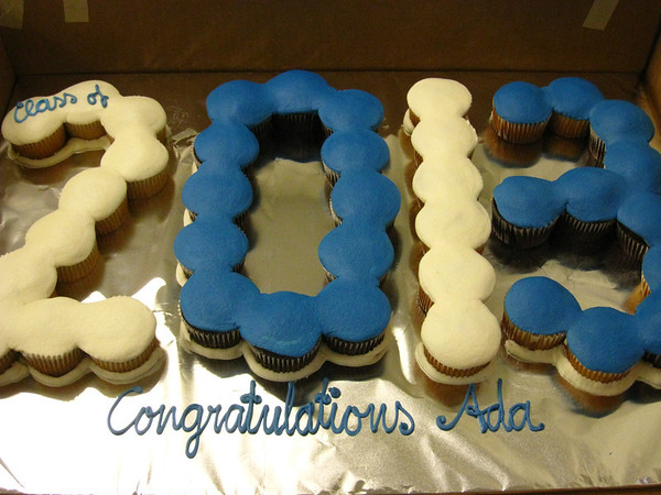 Cupcake cakes and Cookies