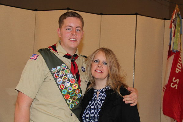 John Posco Eagle Scout Ceremony