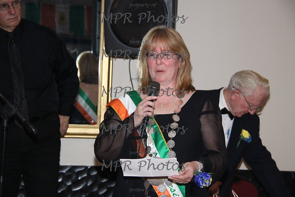 United Irish Counties Dinner Dance