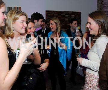 Megan Hallan,Kim Feeney,Moll Jacobs,Pierce Coffee,January  22,2011,Dancing After Dark,Kyle Samperton