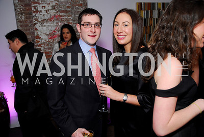 Josh Aronson,Dani Aronson,January 22,2011,Dancing After Dark,Kyle Samperton