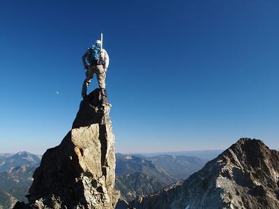 Mount Daniel - August 2012