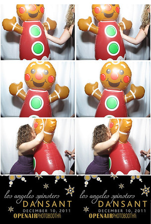 Dansant Photobooth Strips