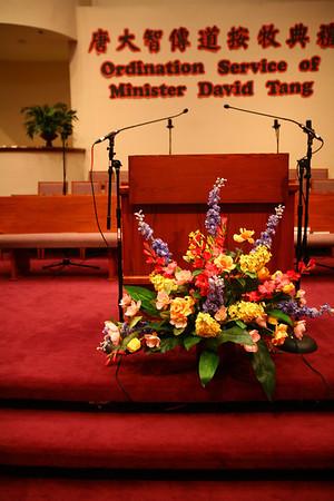 David Tang Ordination