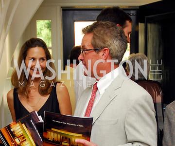 Brady Arundel, Peter Arundel, David Wise Book Party, June 8, 2011, Kyle Samperton