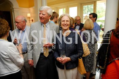 Pat Furguson, Cassie Furguson, David Wise Book Party, June 8, 2011, Kyle Samperton