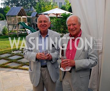 Ed Glass, John Zentay, David Wise Book Party, June 8, 2011, Kyle Samperton