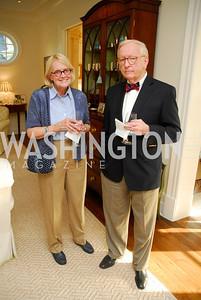 Joan Peake, Hayden Peake, David Wise Book Party, June 8, 2011, Kyle Samperton