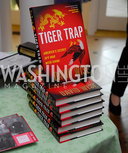 David Wise Book Party, June 8, 2011, Kyle Samperton