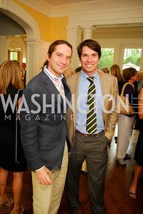 Tim Rooney, Greg Rooney, David Wise Book Party, June 8, 2011, Kyle Samperton