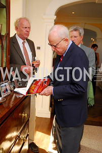 Robert Norris, David Wise, David Wise Book Party, June 8, 2011, Kyle Samperton