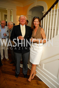 Hugh Jacobsen, Cathy Kerkam, David Wise Book Party, June 8, 2011, Kyle Samperton