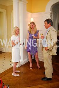 Laura Pennington, Anne Wise, Ed Pennington, David Wise Book Party, June 8, 2011, Kyle Samperton