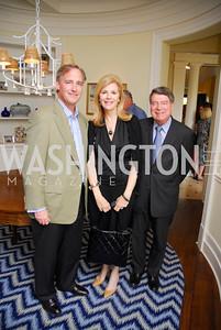Joe Stettinius, Jane Cafritz, Calvin Cafritz, David Wise Book Party, June 8, 2011, Kyle Samperton