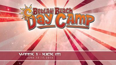 Week 1 - Kick It!