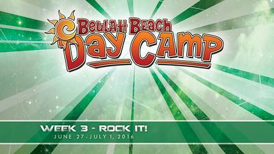 Week 3 - Rock It!