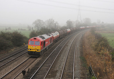 60040 Duffryn 11/12/13 6B13 Robeston to Westerleigh