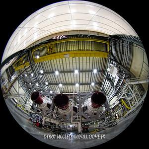 Delta IV Heavy Orion EFT-1