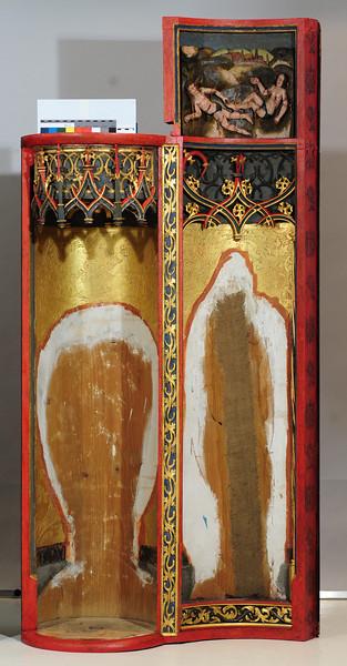 Endzustand: Hegner Altar, rechter Flügel, Endzustand mit Retuschen AAF_1483_10-08-2012
