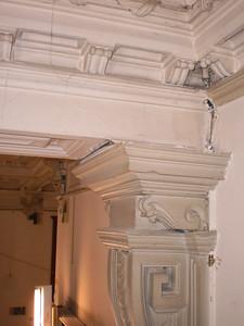 Kapitel über Pilaster P1 Nordwand Vorzustand Sequenz 1 PICT0085