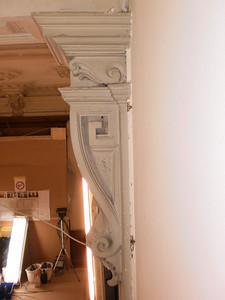 Pilaster Nordwand Vorzustand Sequenz 1 PICT0080