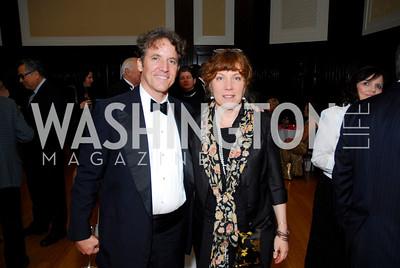 William Swift, Isabelle Swift, Diane Rehm Roast, April 7, 2011, Kyle Samperton