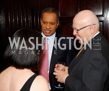 Juan Williams, Diane Rehm Roast, April 7, 2011, Kyle Samperton