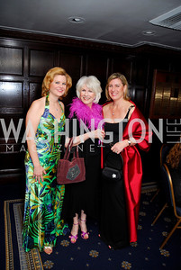 Theresa Warner, Diane Rehm, Clair Sanders Swift, Diane Rehm Roast, April 7, 2011, Kyle Samperton