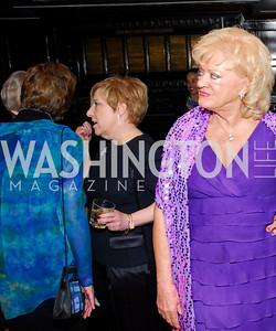 Pauline Thompson, Diane Rehm Roast, April 7, 2011, Kyle Samperton